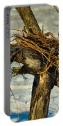 Tangled Driftwood Portable Battery Charger