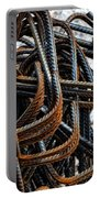Tangled - Industrial Photography By Sharon Cummings Portable Battery Charger