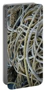 Tangles Of Seaweed 2 Portable Battery Charger
