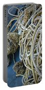 Tangles Of Seaweed Portable Battery Charger
