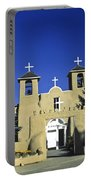 Taos Adobe Church Portable Battery Charger