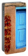 Taos Blue Door Portable Battery Charger