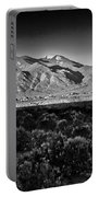 Taos In Black And White X Portable Battery Charger