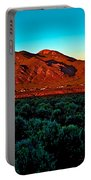 Taos Sunset Portable Battery Charger