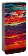 Taos Sunset Xix Portable Battery Charger