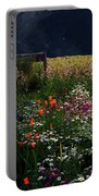 Tapestry In The Wild Portable Battery Charger
