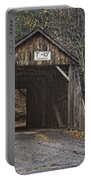 Tappan Covered Bridge Portable Battery Charger