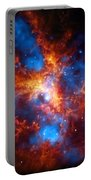 Tarantula Nebula Portable Battery Charger by Jennifer Rondinelli Reilly - Fine Art Photography