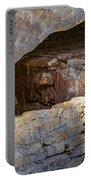 Target Bullseye Anasazi Ruin Portable Battery Charger