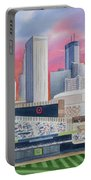 Target Field Portable Battery Charger by Deborah Ronglien
