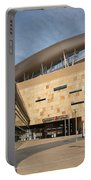 Target Field - Minnesota Twins Portable Battery Charger by Frank Romeo