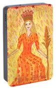 Tarot 3 The Empress Portable Battery Charger