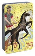 Tarot 7 The Chariot Portable Battery Charger