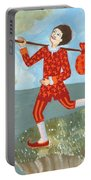 Tarot The Fool Portable Battery Charger