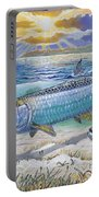 Tarpon Cut In0011 Portable Battery Charger by Carey Chen