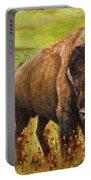 Tatanka, Buffalo  Portable Battery Charger