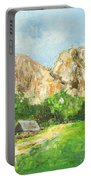 Tatry Giewont - Poland Portable Battery Charger
