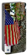 Tattered America Portable Battery Charger