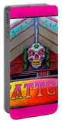 Tattoo Sign Digital Portable Battery Charger