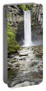 Taughannock Falls And Creek Portable Battery Charger