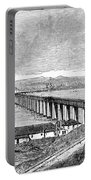 Tay Rail Bridge, 1879 Portable Battery Charger