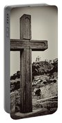 Tbilisi Cross Portable Battery Charger