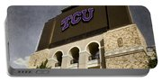 Tcu Stadium Entrance Portable Battery Charger