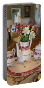 Tea Time Portable Battery Charger