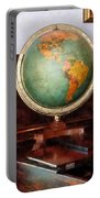 Teacher - Globe On Piano Portable Battery Charger