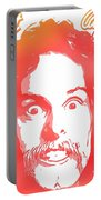 Ted Nugent Cat Scratch Fever Portable Battery Charger