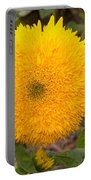 Teddy Bear Sunflower 2 Portable Battery Charger