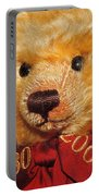 Teddy's Anniversary Portable Battery Charger