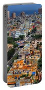 Tel Aviv Eagle Eye View Portable Battery Charger