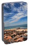 Tel Aviv Summer Time Portable Battery Charger