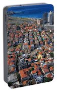 Tel Aviv - The First Neighboorhoods Portable Battery Charger
