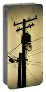 Telephone Pole 2 Portable Battery Charger