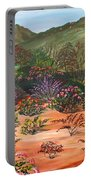 Temecula Heritage Rose Garden Portable Battery Charger