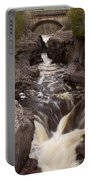 Temperance River Scene 1 Portable Battery Charger