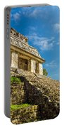Temple And Blue Sky Portable Battery Charger