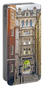 Temple Bar Entrance Portable Battery Charger