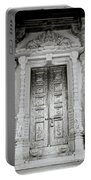 The Ancient Temple Door Portable Battery Charger