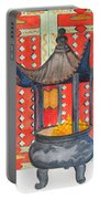 Temple Offerings Portable Battery Charger