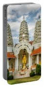 Temple Towers Portable Battery Charger