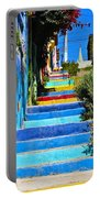 Templeman Street Valparaiso Chile Portable Battery Charger