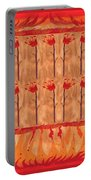 Ten Of Wands Portable Battery Charger