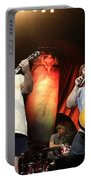 Tenacious D - Kyle Gas And Jack Black Portable Battery Charger