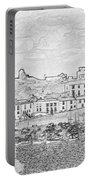 Tenby Harbor Panorama Portable Battery Charger