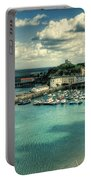 Tenby Harbour Pembrokeshire Portable Battery Charger