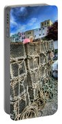 Tenby Lobster Traps Portable Battery Charger