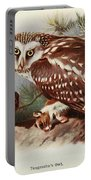 Tengmalms Owl Portable Battery Charger